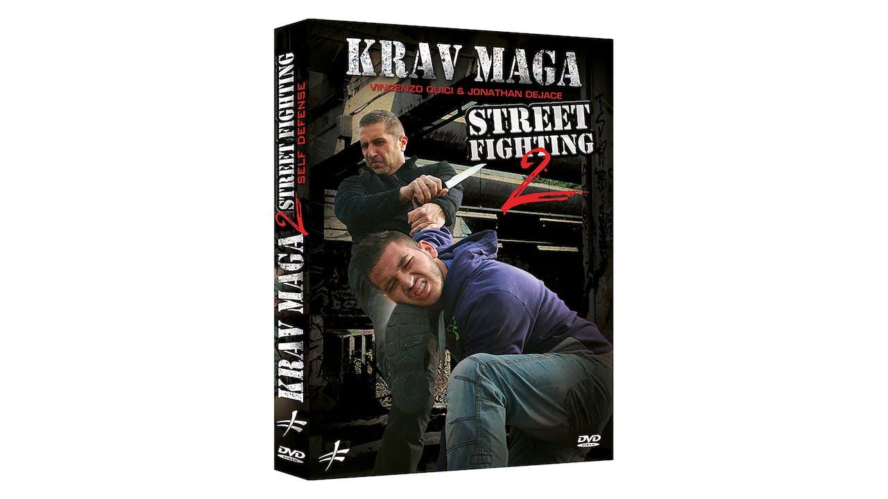Krav Maga Self Defense Street Fighting Vol 2