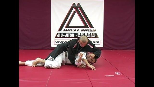 Side Control Attacks Marcello Monteiro