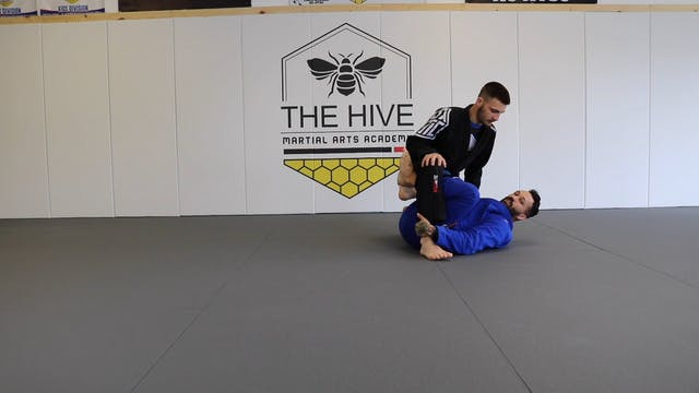 13. Basic Sweep to Single Under Foot ...