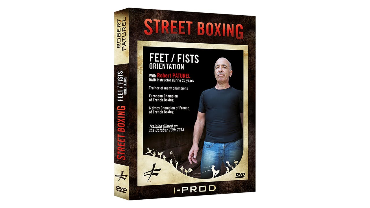 Street Boxing Feet & Fists Orientation