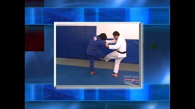 Brazilian Jiu Jitsu Throws and Takedowns