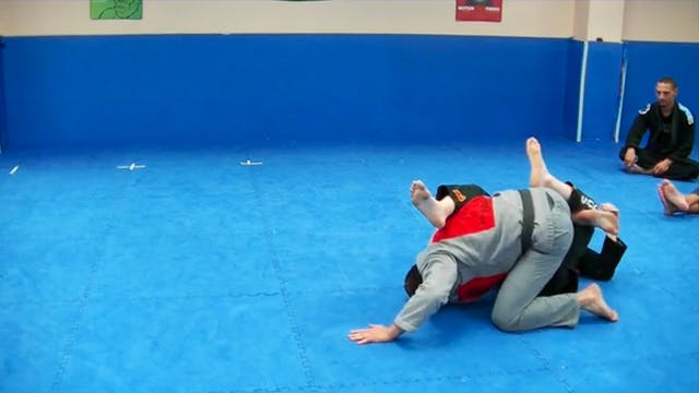 New School Guard Passing- Leaning Gua...