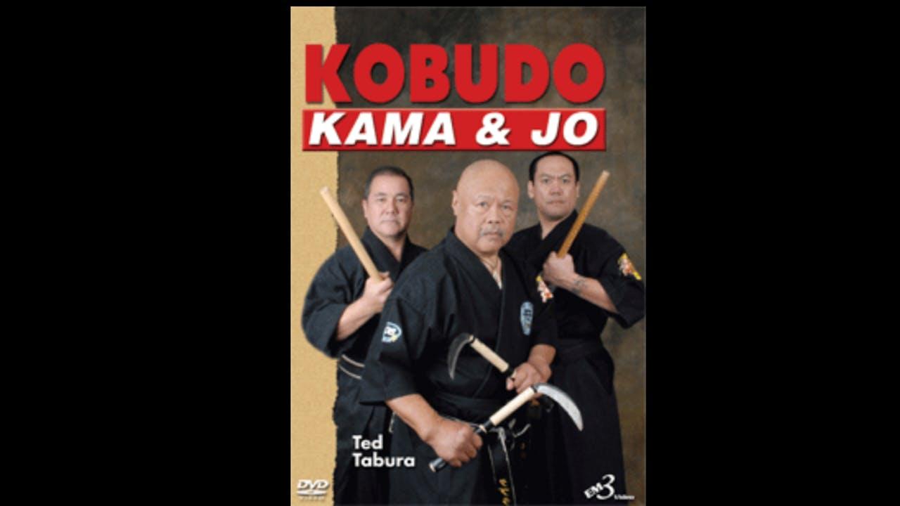 Kobudo Kama & Jo by Ted Tabura