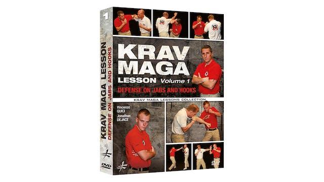 Krav Maga Lesson 1 Jab & Hook Defense