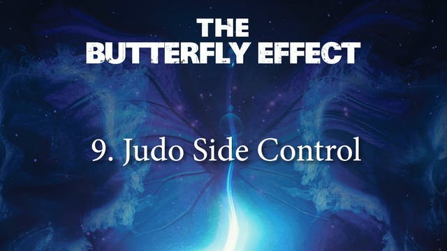 9 Judo Side Control Japanese - Butterly Effect