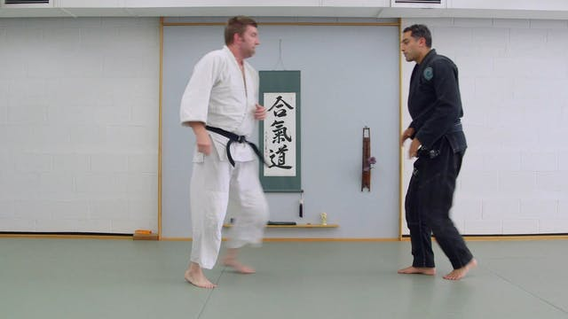RDA BJJ Countering Jiu Jitsu