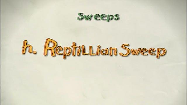 Vol 3 h. Reptilian Sweep
