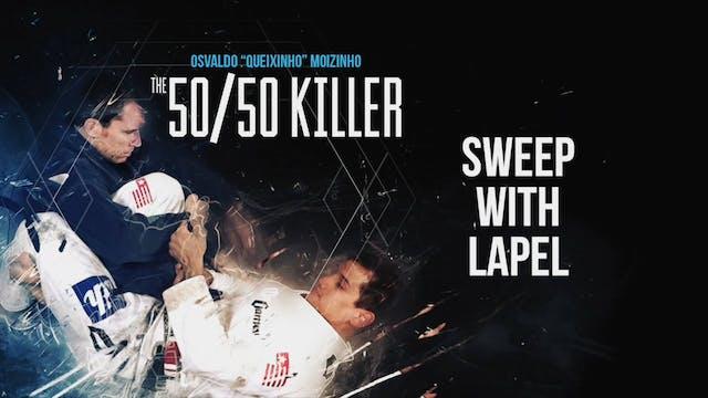 """Osvaldo """"Queixinho"""" Moizinho - The 50/50 Killer Japanese"""