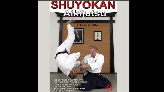 Shuyokan Aikijutsu by David Dye