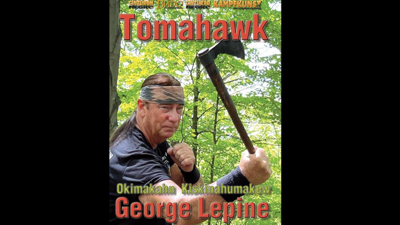 Okichitaw Fighting Tomahawk by George Lepine
