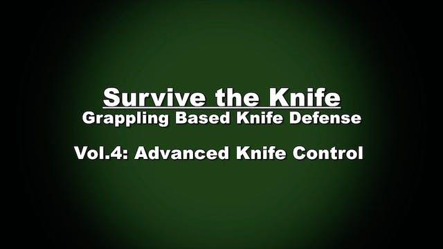 Bjorn Friedrich Survive the Knife 4