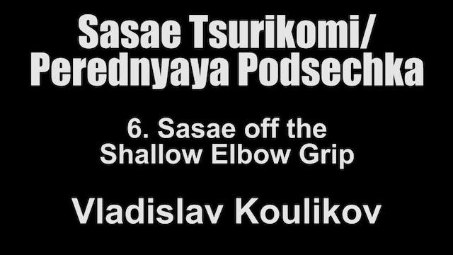 6. Sasae off the shallow belt grio - ...