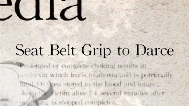 7 Seat Belt Grip to Darce Japanese