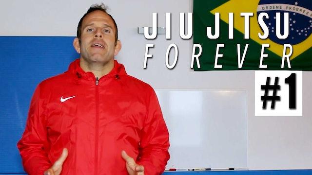 Jiu-Jitsu Forever #1 by Bjorn Friedrich - Free!
