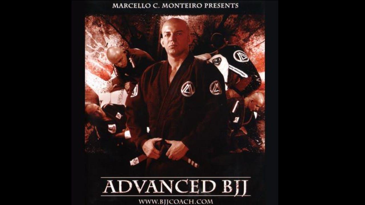 Advanced BJJ with Marcello Monteiro