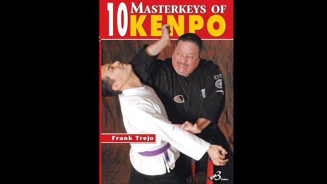 10 Masterkeys of Kempo by Frank Trejo