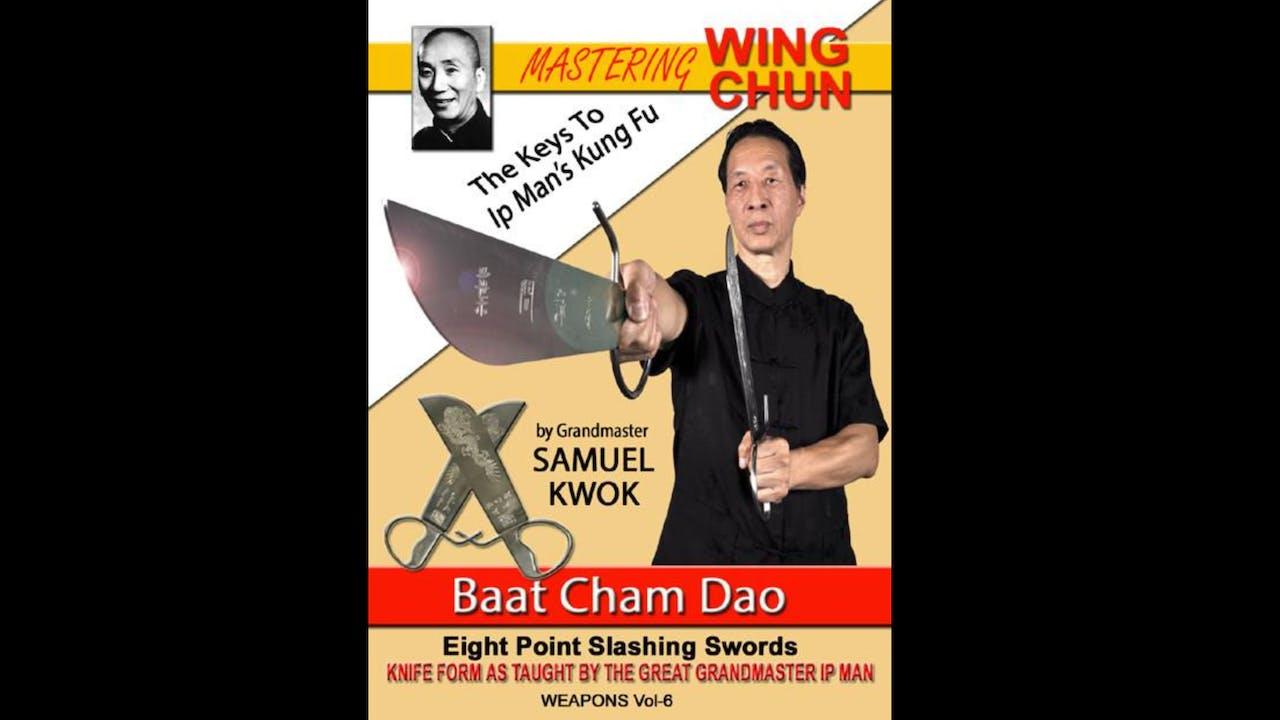 Ip Man's Kung Fu Slashing Swords with Samuel Kwok