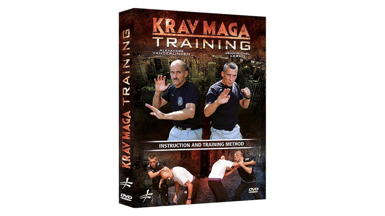 Krav Maga Training - Instruction & Training Method