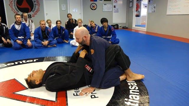 Roy Dean BJJ Seminars Around the World: Norway  Season 1