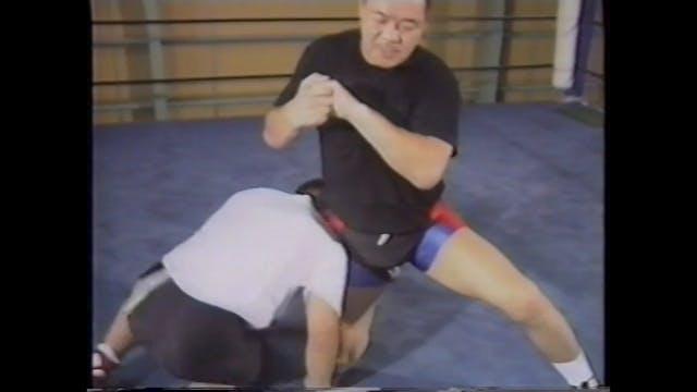 Submission Master Yoshiaki Fujiwara Part 2