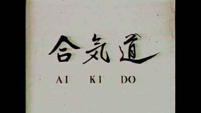 01178 Aikido Jo by Morihiro Saito