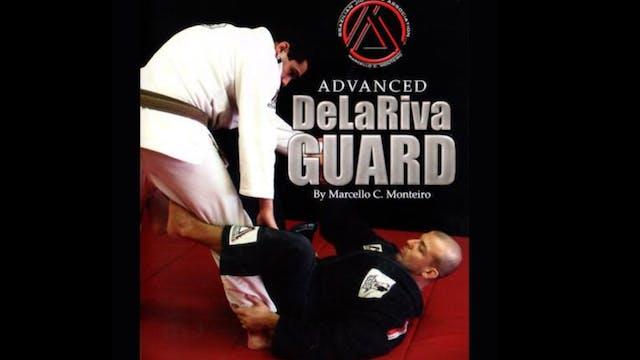 Advanced De La Riva Guard with Marcello Monteiro