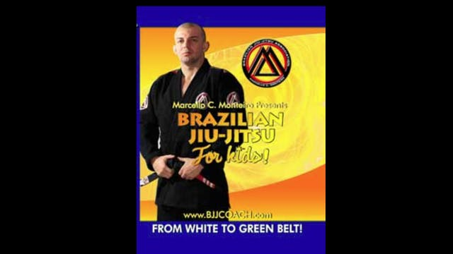 BJJ Curriculum for Kids by Marcello Monteiro