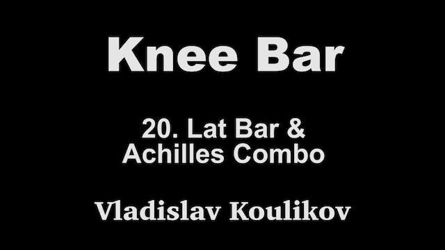 20. Lat Bar and Achilles - Vladislav ...