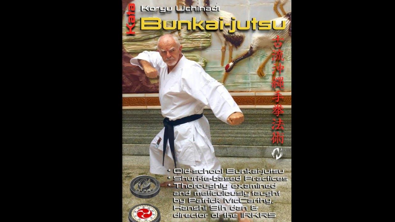 Koryu Uchinadi 3 Bunkai-jutsu By Patrick McCarthy