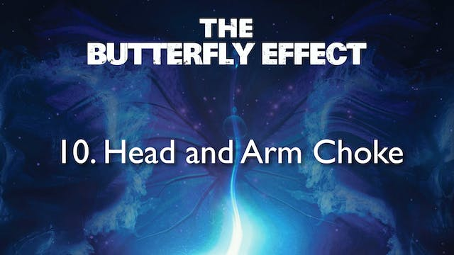 10 Head and Arm Choke - Butterly Effect