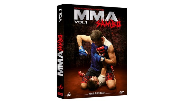 Sambo for MMA Vol 1 by Herve Gheldman