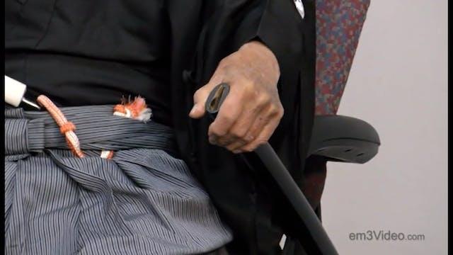 1 Demura Sword Toyama Ryu