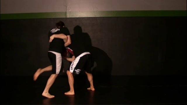 Combat Sambo Dynamic Entry with Reilly Bodycomb