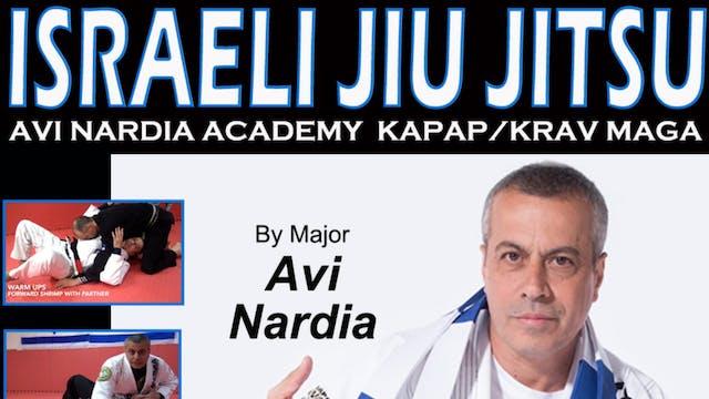 Israeli Jiu-Jitsu Series by Avi Nardia