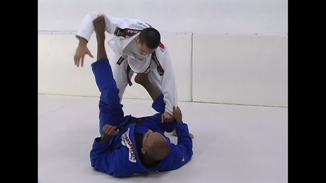 Open Guard for Beginners by Tinguinha