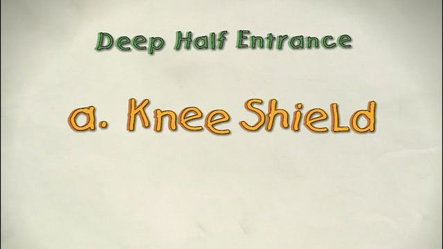 Vol 2 a. Knee ShieldDeep Half Entrance