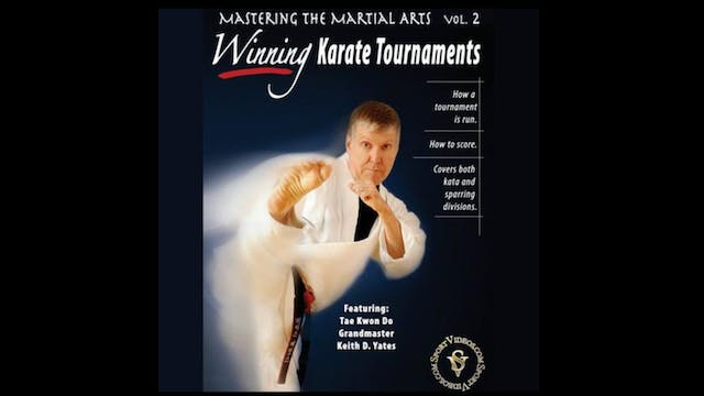 Mastering the Martial Arts by Keith D Yates