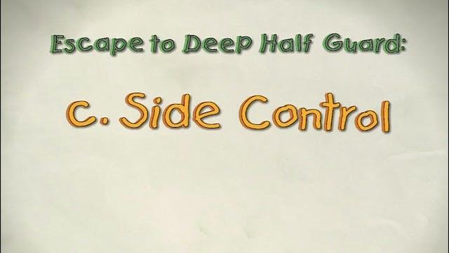 Vol 1c. Side Control
