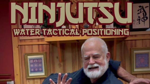 Ninjutsu Secrets 9 Water Positioning Stephen Hayes