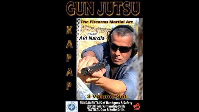 Gun Jutsu Series by Avi Nardia