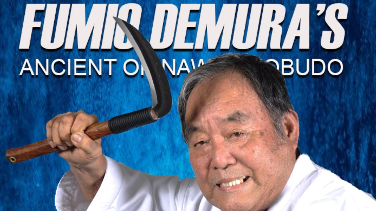 Okinawan Kobudo: Kama by Fumio Demura
