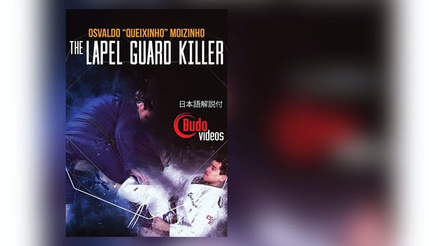 Lapel Guard Killer by Osvaldo Queixinho Moizinho