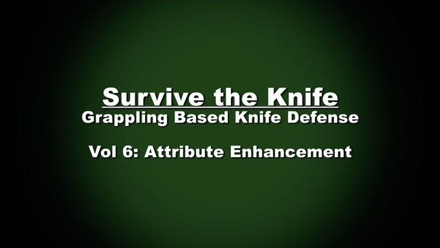 Bjorn Friedrich Survive the Knife 6