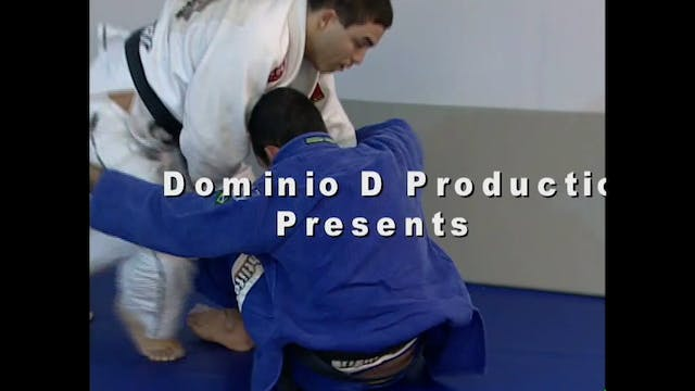 11999 Dynamic BJJ Passing the Guard  Gerson Sanginitto
