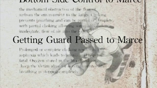 27 Getting Guard Passed to Marce Darc...