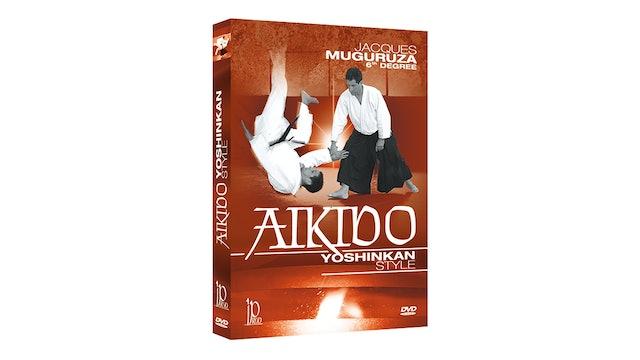 Aikido Yoshinkan Style by Jacques Muguruza