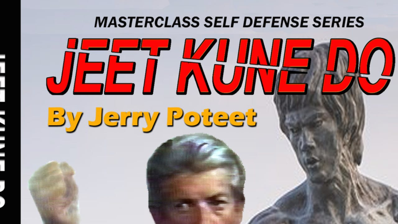 Jeet Kune Do 6 Vol Series by Jerry Poteet