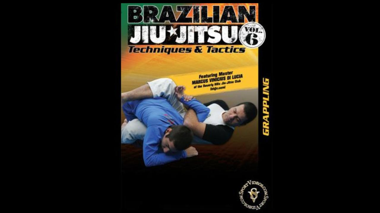 No Gi Grappling by Marcus Vinicius