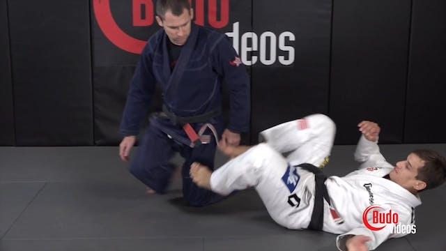 "The Lapel Guard Killer by Osvaldo ""Queixinho"" Moizinho- Japanese"