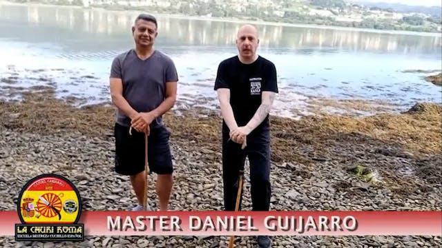 Real Spanish Gypsy Knife & Stick Fighting by Daniel Guijarro